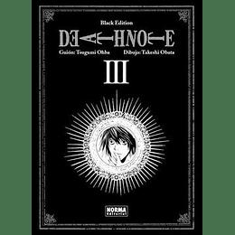 Death Note 03: Black Edition