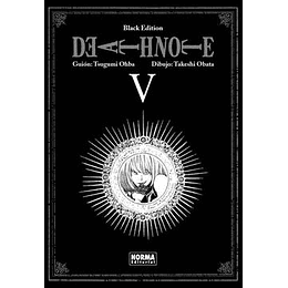 Death Note 05: Black Edition