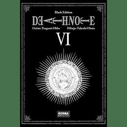 Death Note 06: Black Edition