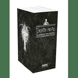 Death Note Edicion Integral + Cofre