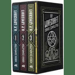Hp Lovecraft Obras Completas