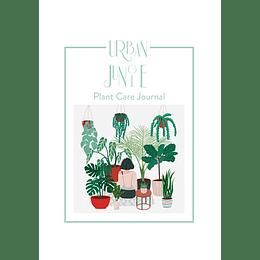 Urban Jungle: Plant Care Journal