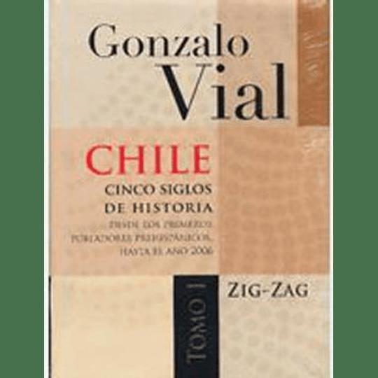 Chile Cinco Siglos De Historia (Td)