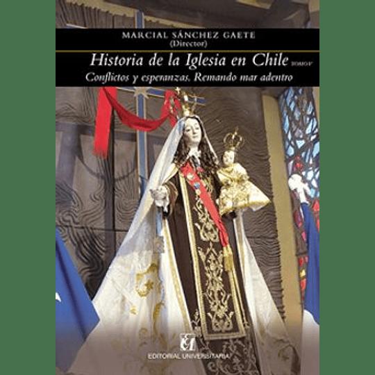 Historia De La Iglesia En Chile Tomo V