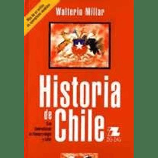 Historia Ilustrada De Chile