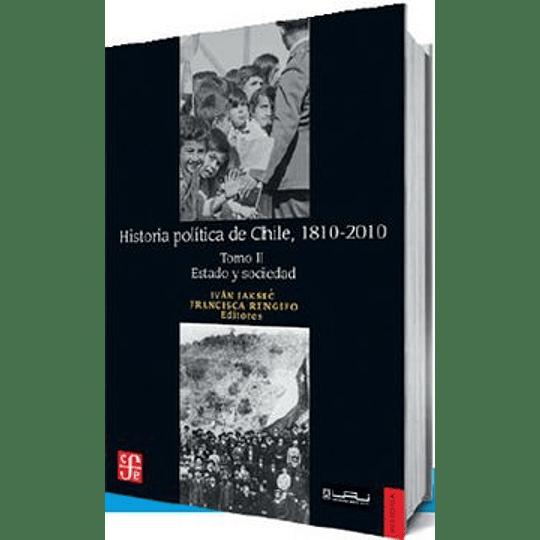 Historia Politica De Chile Tomo 2 Estado Y Sociedad