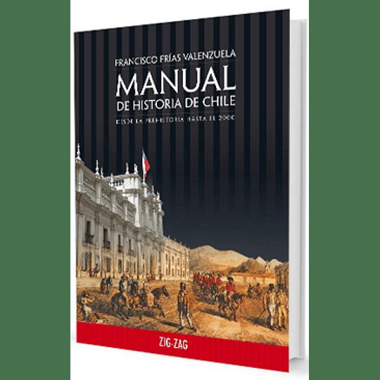 Manual De Historia De Chile