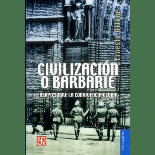 Civilizacion O Barbarie
