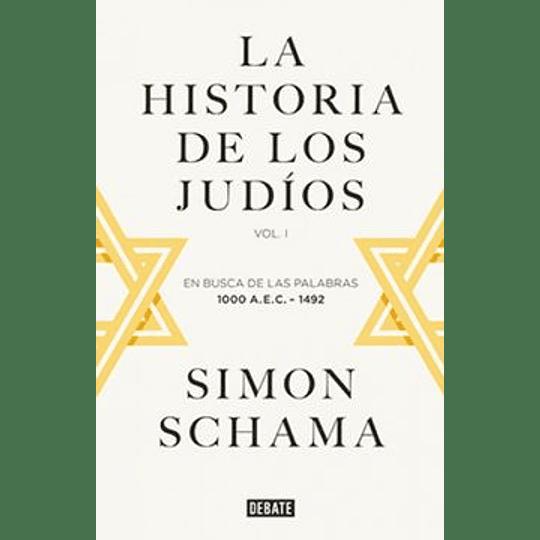 Historia De Los Judios Vol 1