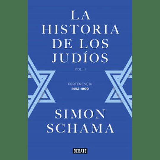 Historia De Los Judios Vol 2 Pertenencia 1492-1900, La