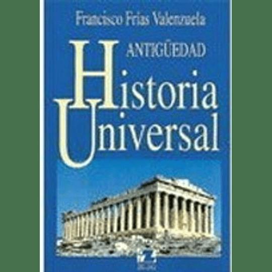 Historia Universal La Antiguedad