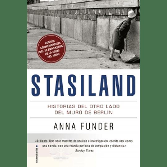 Stasiland Historias Tras El Muro De Berlin