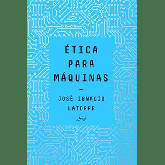 Etica Para Maquinas