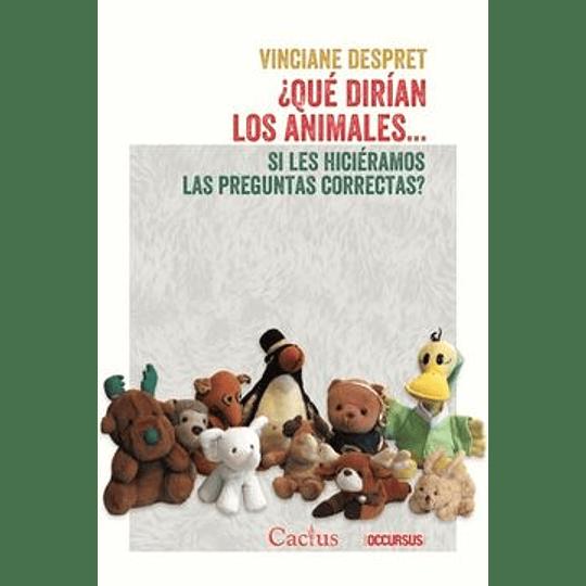 Que Dirian Los Animales