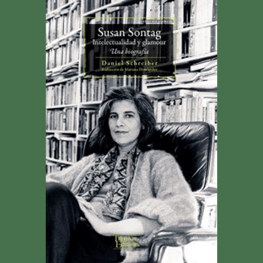 Susan Sontag Intelectualidad Y Glamour