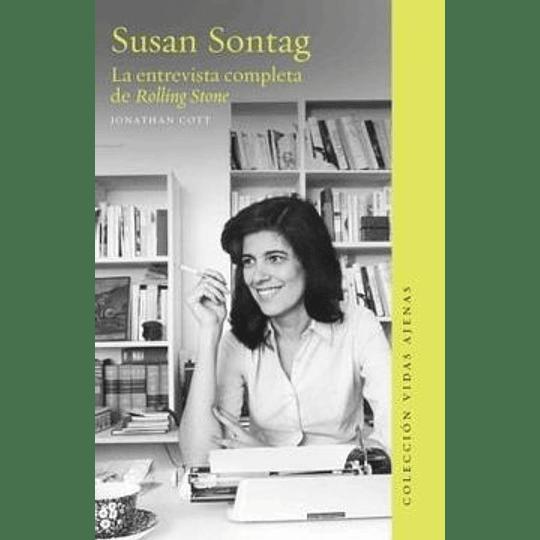 Susan Sontag La Entrevista Completa