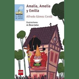 Amalia, Amelia, Emilia