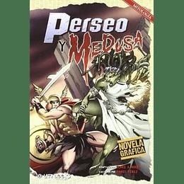 Perseo Y Medusa - Novela Grafica-