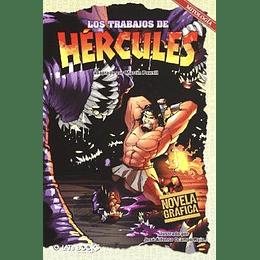 Trabajos De Hercules - Novela Grafica-, Los