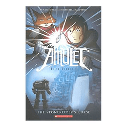 Amulet 2 Stonekeepers Curse