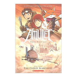 Amulet 3 Cloud Searchers
