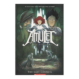 Amulet 4 The Last Council