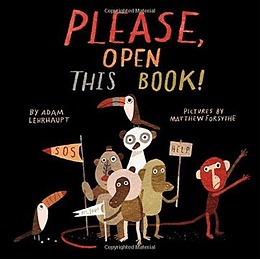 Please Open This Book