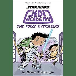 Star Wars Jedi Academy 5 The Force Oversleeps