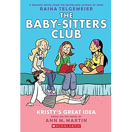 The Baby Sitters Club 1 Kristys Great Idea