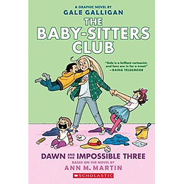 The Baby Sitters Club 5 Dawn And The Impossible Tree