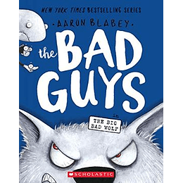 The Bad Guys 9 In The Big Bad Wolf