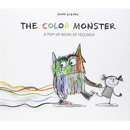 The Color Monster Pop Up