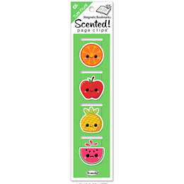 Bookmarks Frutas
