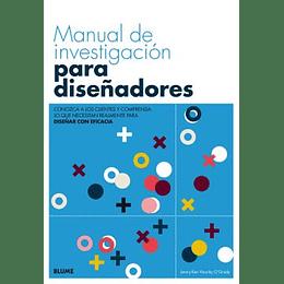 Manual De Investigacion Para Diseñadores