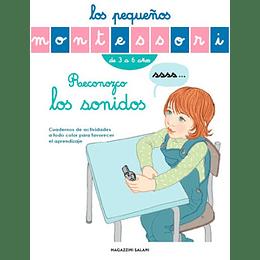 Pequeños Montessori Aprendo Los Numeros Del 0 Al 10, Los