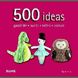 500 Ideas Ganchillo Punto Fieltro Costura