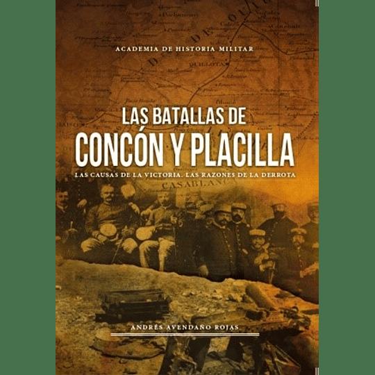 Batallas De Concon Y Placilla