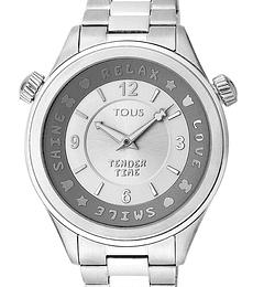 Reloj Tous Tender Time acero bisel giratorio