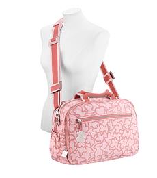 Bolso Bebe Tous Kaos New Colores rosa