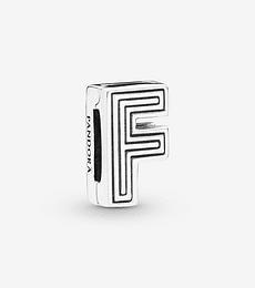 Charm Pandora Reflexion letra F