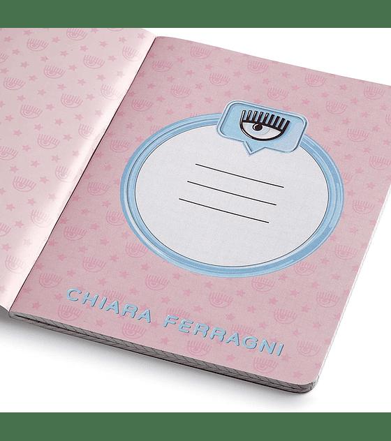Chiara Ferragni Ed. Limitada Back to School  A4 cuaderno Matilda