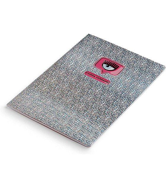 Chiara Ferragni Ed. Limitada Back to School A4 cuaderno Holografico