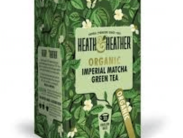 Imperial matcha green tea