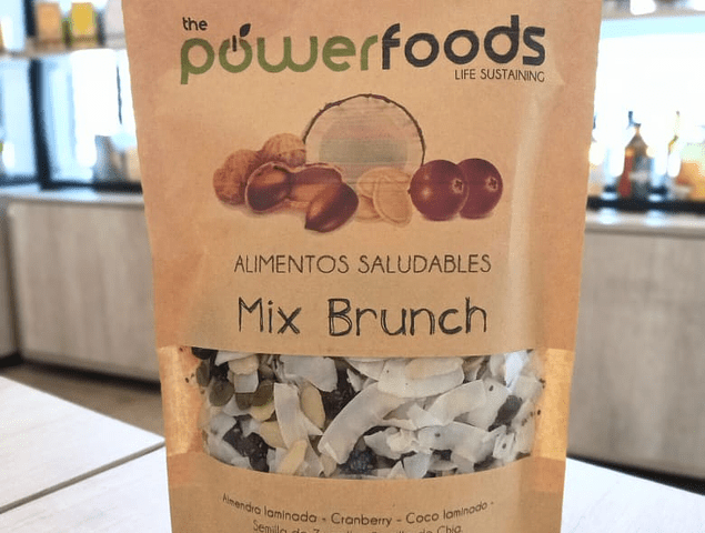 Mix Brunch 250g.