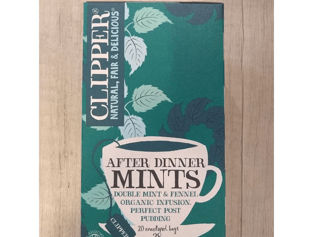 After dinner mints