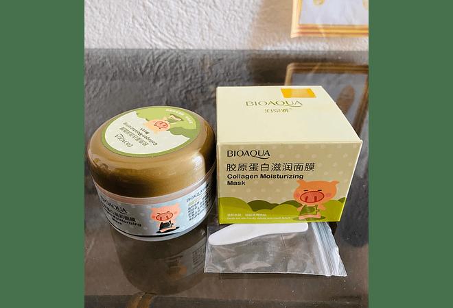 Bioaqua Collagen Moisturizing Mask DE Durazno🍑🍑
