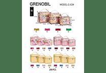 TRÍO DE NECESER GRENOBIL G-63# ✨