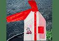 PAQ 3PZ IMPERMEABLE INFANTIL🐸🌷🐤( Los colores pueden variar a la de la imagen)