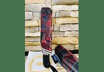 PARAGUAS PORTATIL SEMIAUTOMATICO DOBLE TELA🌂S-53F ( mas de 10 colores diferentes)