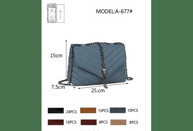 !! !! OFERTA !! !! MARICONERA GRENOBIL MODEL:A-677#